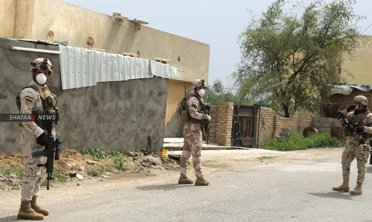 هروب عناصر من داعش بعد محاصرتهم من قبل الأهالي في ديالى