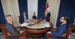 اجتماع رئاسي عراقي يخلص الى ثمانية توجيهات عاجلة