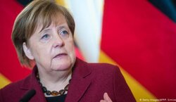 المانيا تعلن نتائج فحص ميركل الخاص بكورونا