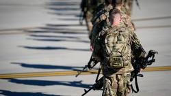 بومبيو يبلغ بغداد أن واشنطن ستتخذ  إجراءات إضافية ردا على أي هجوم