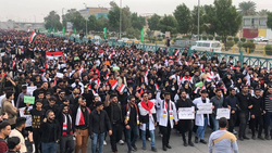 In 6 governorates, demonstrators flocked to the sit-in squares closing departments and universities