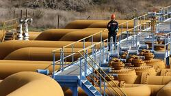 US crude drops to $ 14 a barrel, its lowest level in 20 years