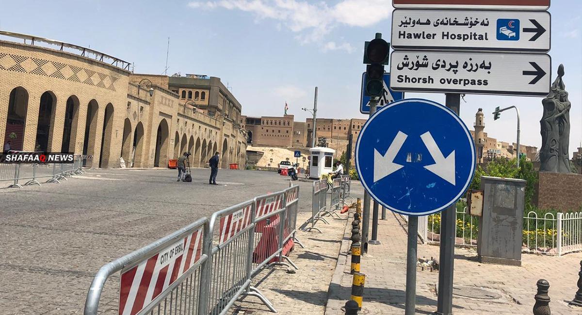 سبع وفيات و٢٤٠ إصابة يومية جديدة بكورونا كوردستان