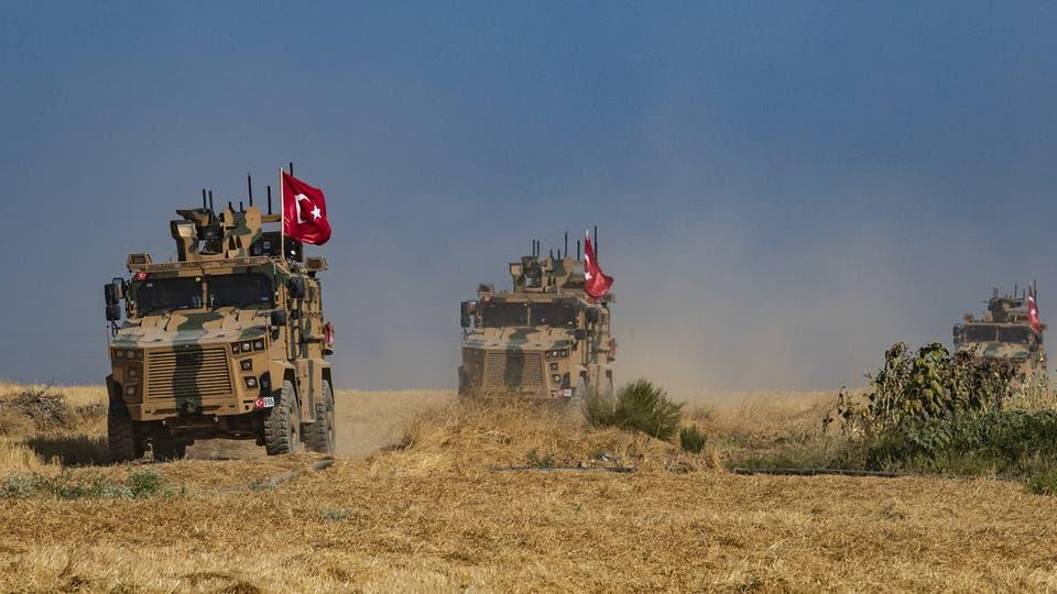 أردوغان يعلن انطلاق العملية العسكرية شمال شرق سوريا