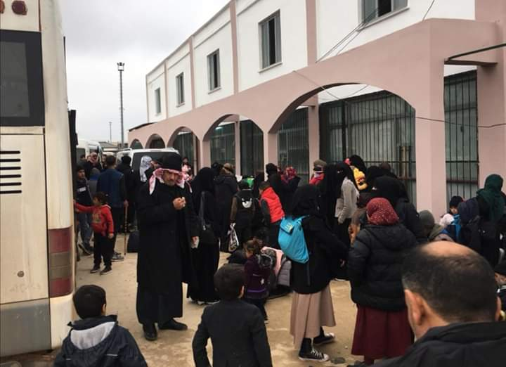 سفارة العراق في انقرة: آلاف العوائل المشردة في تركيا وسوريا تعود لأرض الوطن