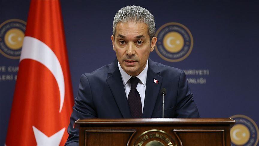 """أنقرة تعدُّ تنديد مصر للعمليات العسكرية التركية بالعراق """"كوميديا سوداء"""""""