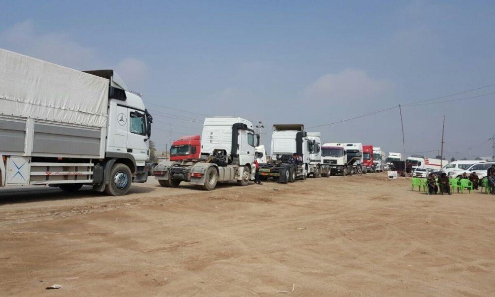 إيران تصنف العراق ضمن شركائها التجاريين الرئيسين
