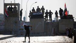 جملة معلومات مثيرة.. استطلاع يكشف مزاج وافكار المتظاهرين في العراق