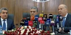 صوفي يتسلم ادارة اربيل: فريق عمل واحد لخدمة العاصمة من دون تمييز