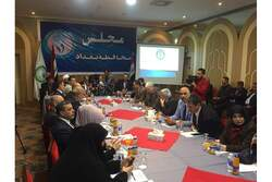 Heated arguments at election of a new local government head of Baghdad