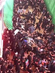حصيلة رسمية .. مصرع واصابة أكثر من 90 زائرا في كربلاء