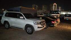 27  vehicles seized in Erbil for violating the curfew