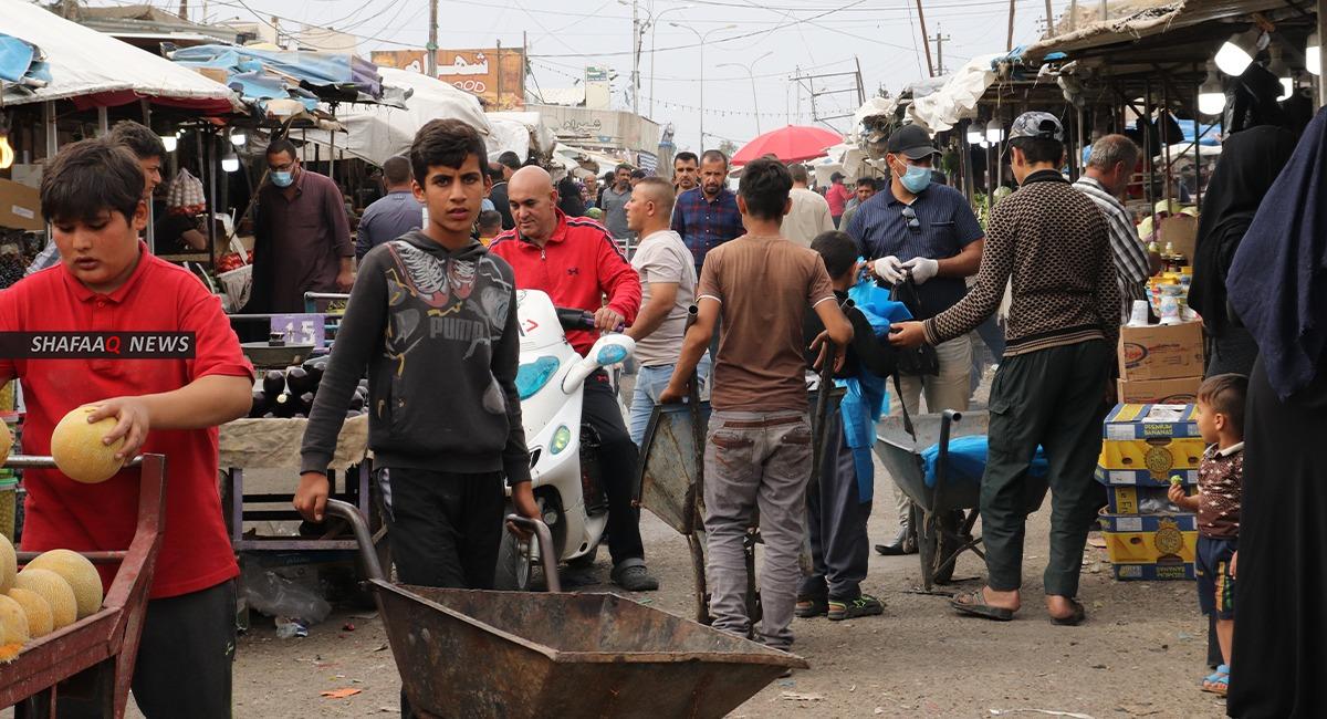 شفق نيوز ترصد إهمال إجراءات الصحة بأسواق كركوك (صور وفيديو)