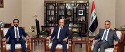 رئاسات عراقية تبحث 5 ملفات خاصة بالاحتجاجات