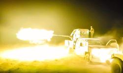 احباط عملية تسلل لداعش بالاسلحة المتوسطة والثقيلة