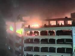 """منظمة دولية تعلن مقتل واصابة 150 محتجا في """"مجزرة السنك"""" ببغداد"""