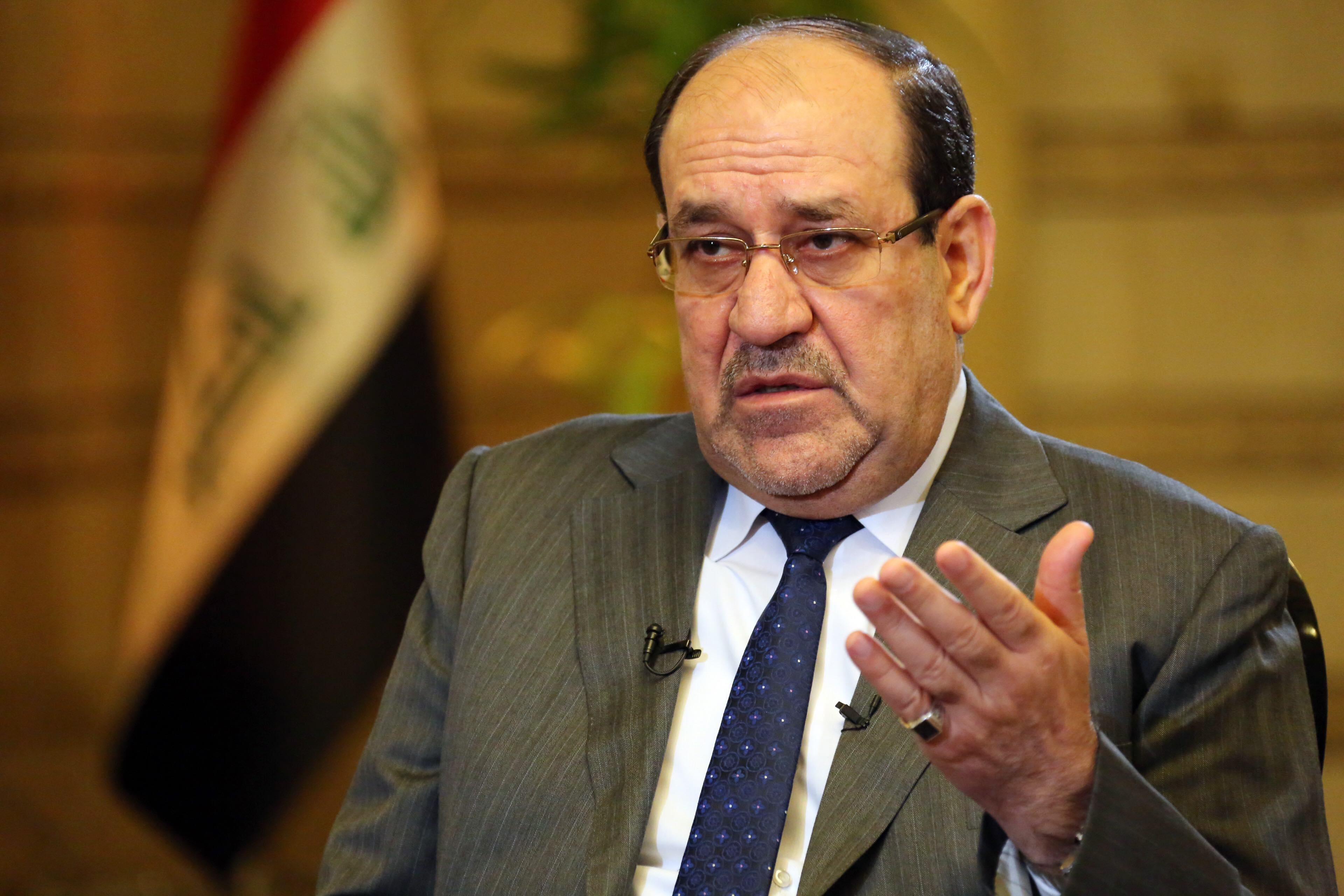 State of law reveals the person who delivered the American message to Al-Maliki