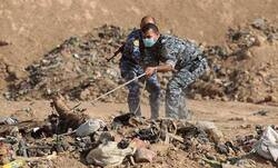 جبهة النجيفي: العثور على مقبرة جماعية بمنطقة في الفلوجة لم تكن تحت سيطرة القاعدة أو داعش