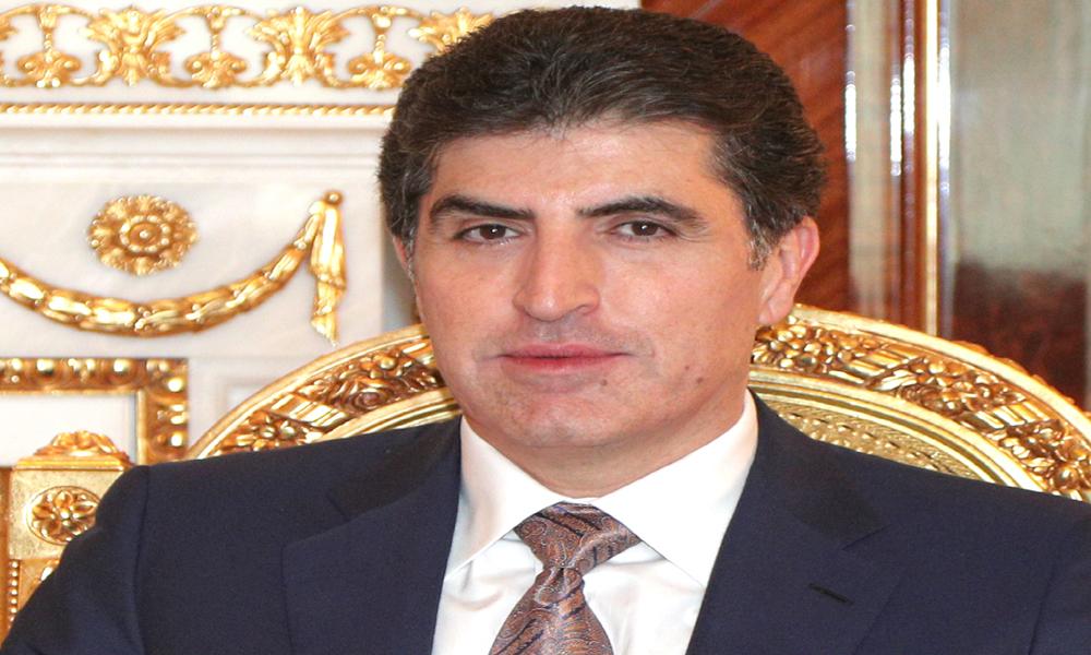 بارزاني مهنئاً اتحاد علماء الدين: نؤكد على تراث حب الإنسانية وقبول الآخر في كوردستان
