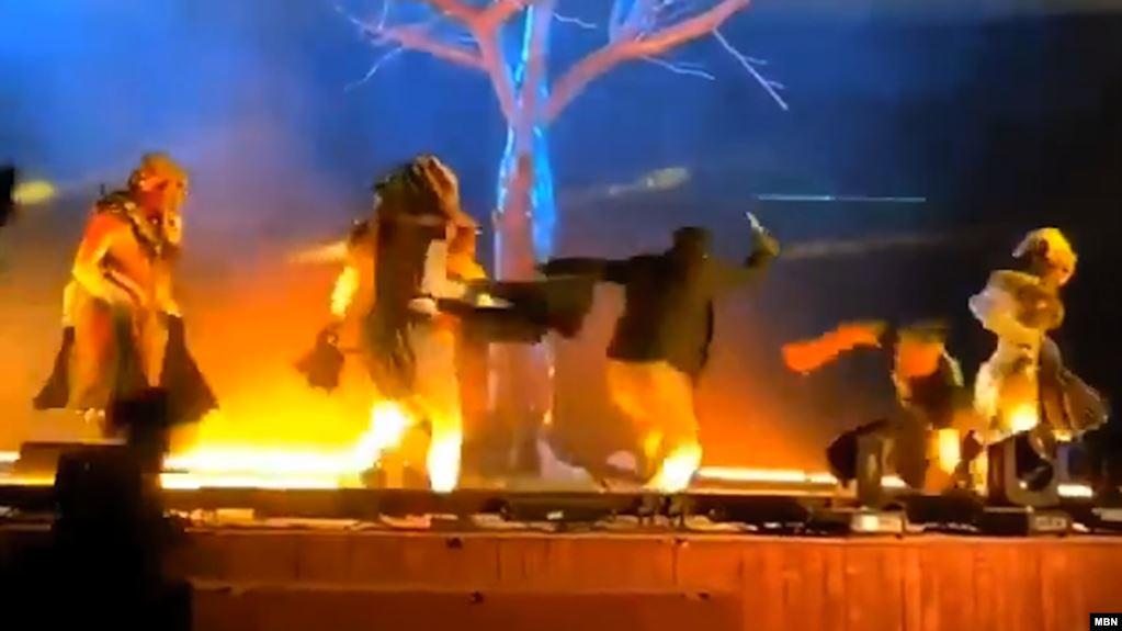 السعودية.. الإعدام ليمني هاجم عرضا فنيا في الرياض
