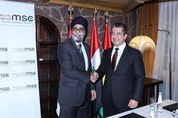 كندا تقدم تعهداً لكوردستان.. وبارزاني يؤكد وجوب إنهاء هذه العوامل