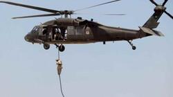 Iraqi army aviation kills 3 ISIS elements in a strike