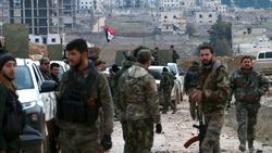 لأول مرة منذ 2011.. محيط حلب بيد الاسد