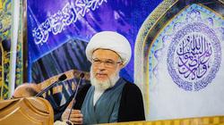"""مكتب السيستاني يدعو لاجراء انتخابات مبكرة بعد """"اقرار قانون منصف"""""""