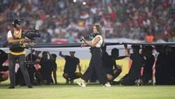 اتحاد الكرة العراقي ينأى بنفسه عن حفل ملعب كربلاء