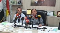 """شرطة السليمانية: الاعلامي """"آمانج باباني"""" قد انتحر"""