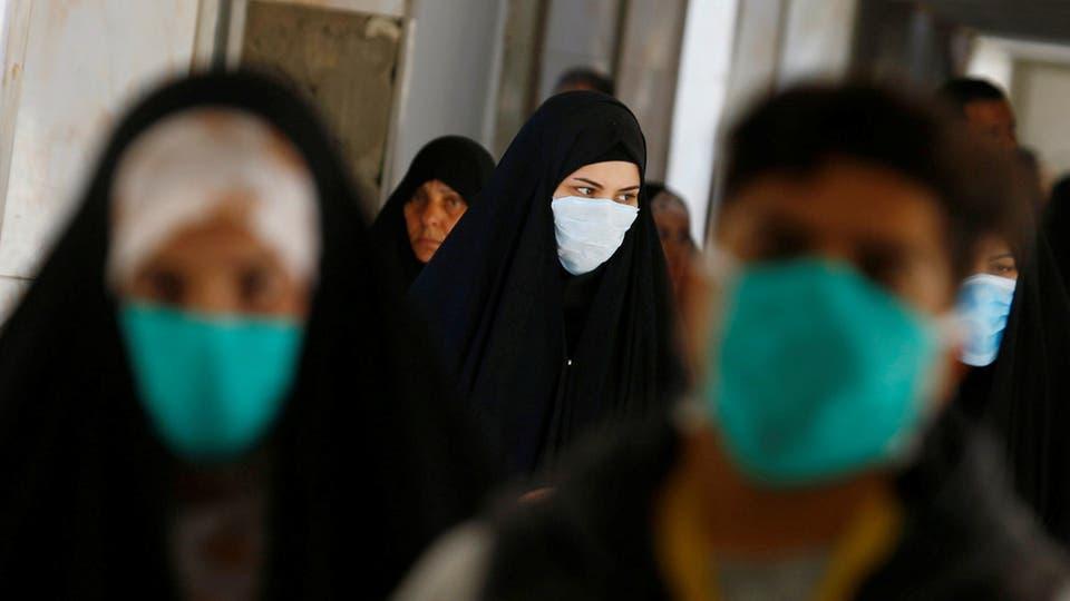 إقرار بأعداد كبيرة لملامسين للمصابين بكورونا والأمن يلجأ لمكبرات صوت ببغداد
