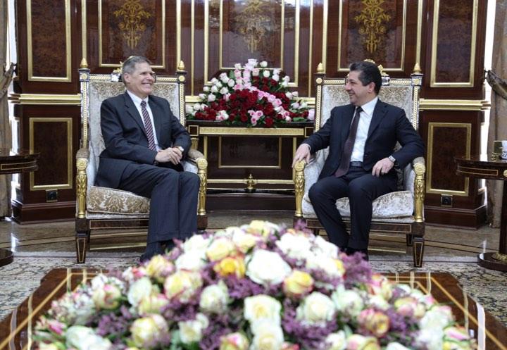 مسرور بارزاني يعلن بدئه بخطوات تشكيل الحكومة الجديدة لإقليم كوردستان