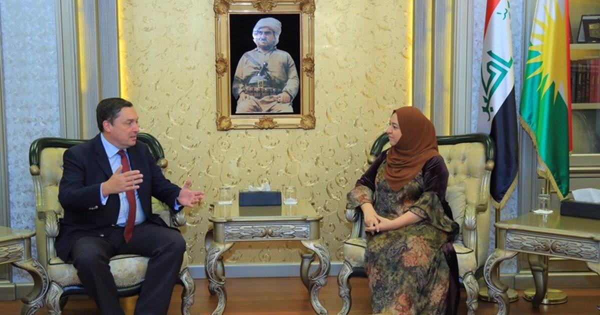 كوردستان: نعمل على منع اقرار قوانين لا تنسجم مع النظام الفيدرالي