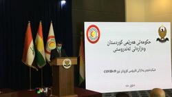 وزير صحة اقليم كوردستان يعلن رقما قياسيا باصابات كورونا