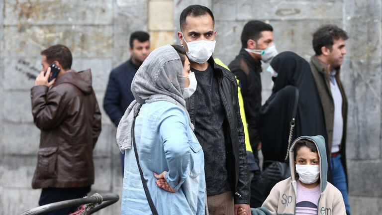 إيران .. 51 حالة وفاة وأكثر من 1300 اصابة جديدة بكورونا