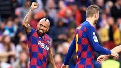 فيدال يقاضي برشلونة عن مستحقفاته.. النادي: يريد الرحيل