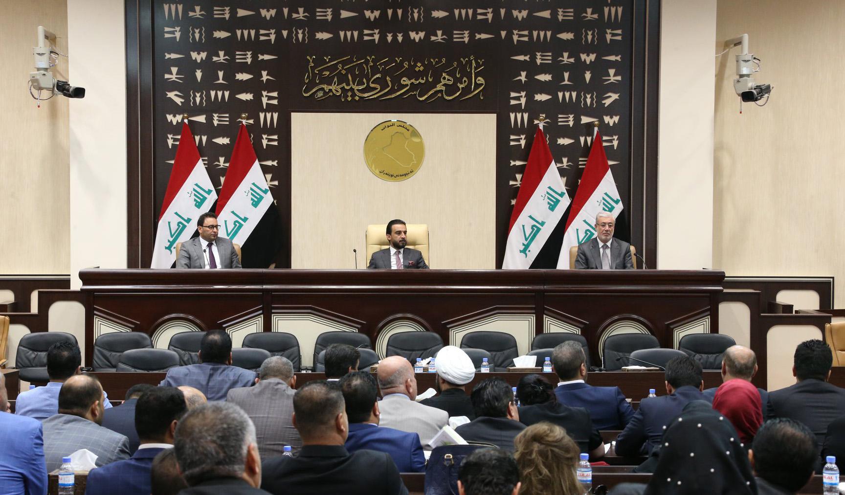استضافة قادة امنيين كبار في البرلمان لمناقشة حادث تفجير كربلاء