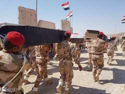 تبادل رفات العشرات من ضحايا الحرب العراقية الايرانية