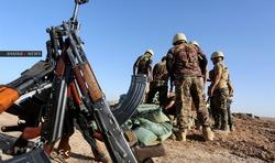 الطيران الحربي العراقي يدك اوكاراً داعش