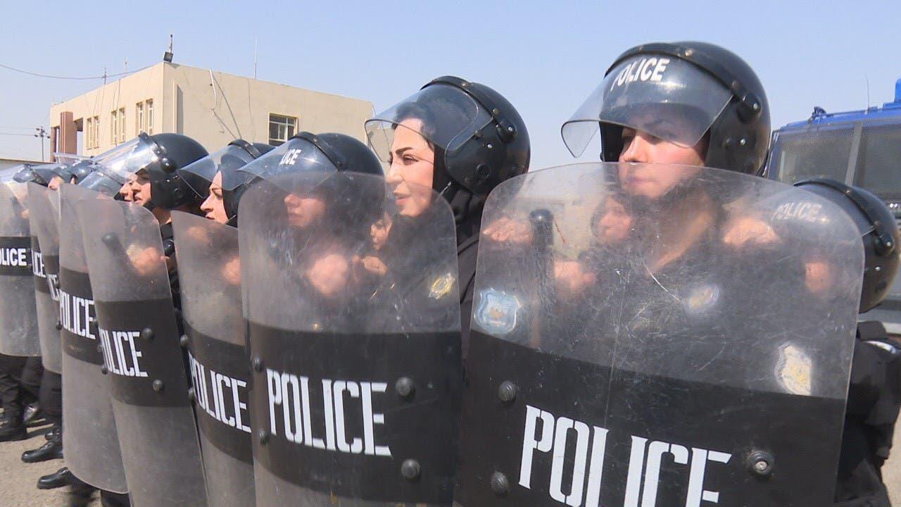 صور.. كوردستان تشكل نواة لقوة طوارئ نسائية
