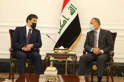 رئيس إقليم كوردستان يعود لإربيل بعد مباحثات مكثفة في بغداد