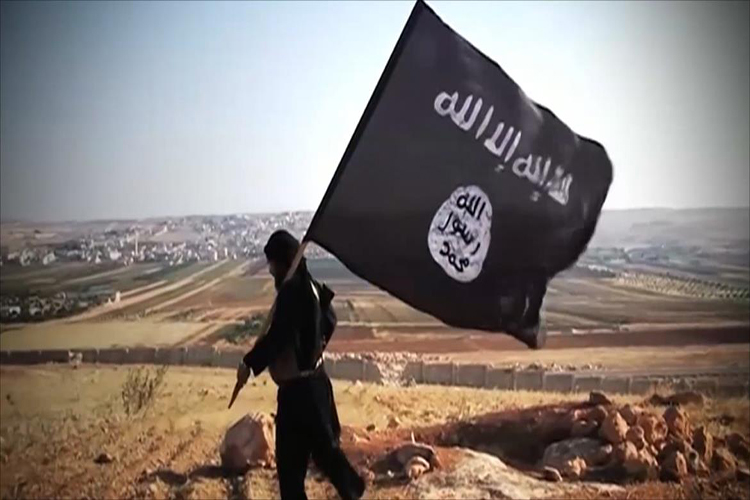 التحالف الدولي يقتل ارهابيين جنوبي كركوك