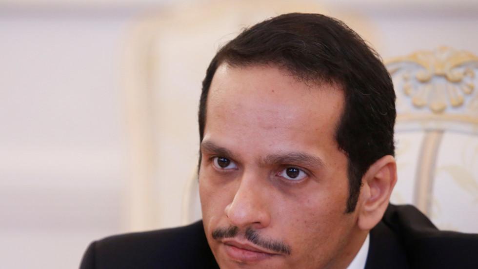 """قطر: ايران عاشت 40 عاما تحت العقوبات وبقيت """"على قيد الحياة"""""""