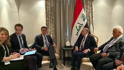 وفد عراقي يوجه طلباً لسيناتور امريكي