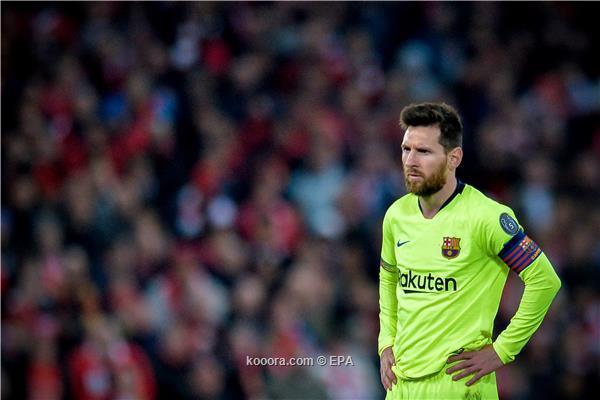 ميسي يصدم برشلونة بقرار