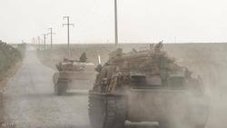 America says it was targeting al-Baghdadi