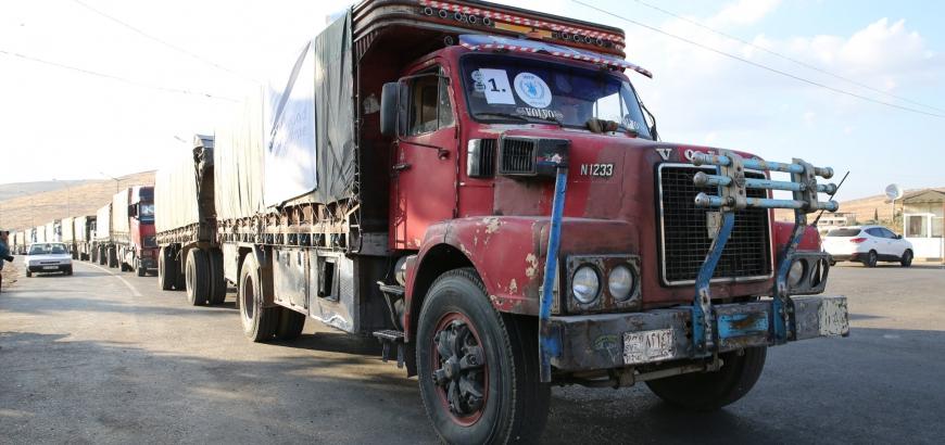 تركيا تخفف القيود على نقل البضائع برا وتستثني العراق وإيران