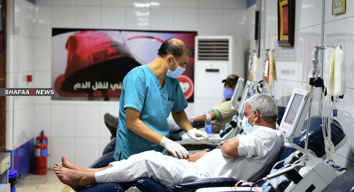 Covid-19: 7 fatalities, 108 cases and 17 blood plasma donations in 3 governorates today