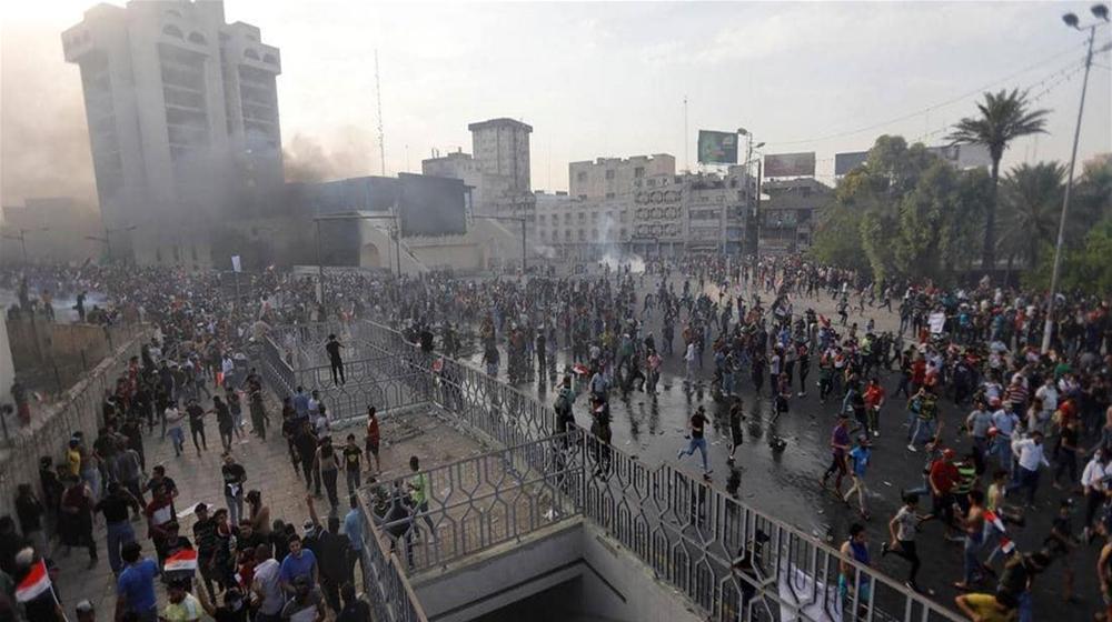 عمليات بغداد تكشف حقيقة الأوضاع في جسر الشهداء وساحة التحرير