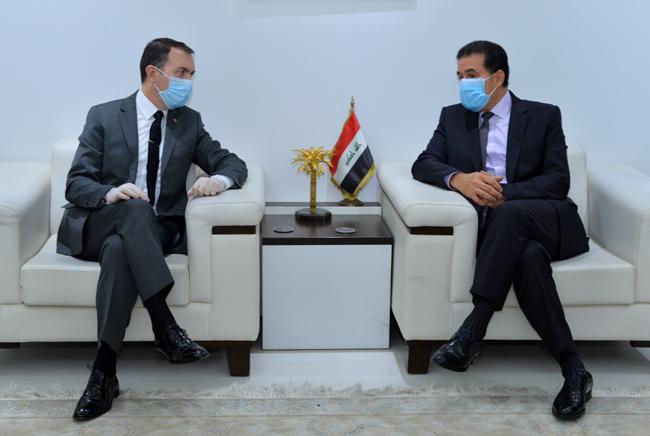 الخارجيّة العراقية تستدعي السفير التركيّ وتُسلّمه مُذكّرة احتجاج